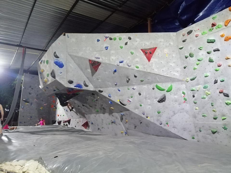Club de escalada Cancun