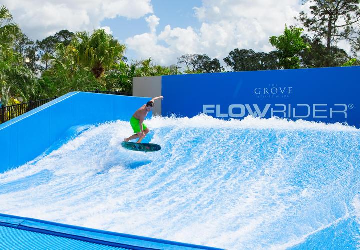 Flowrider Cancún