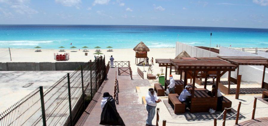 Playa Marlin Cancun Mexico