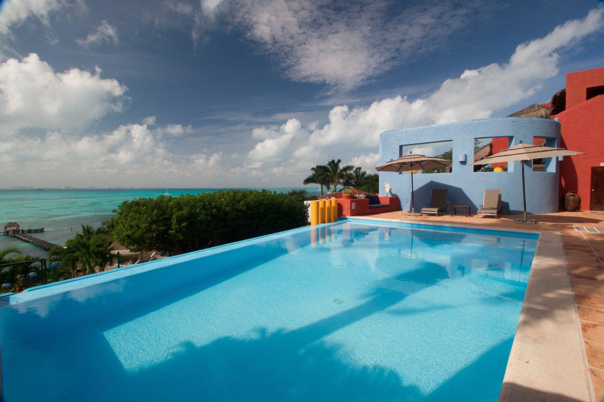 casa de los sueños isla mujeres mexico