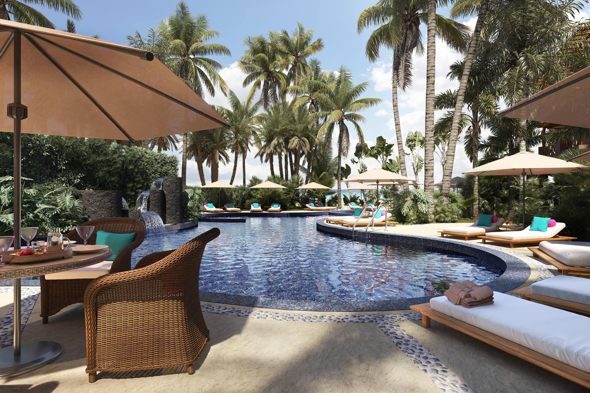 hotel belo isla mujeres mexico