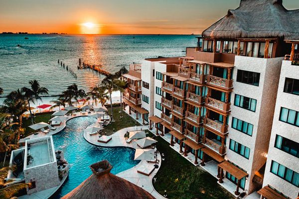 Hotel Belo en Isla Mujeres
